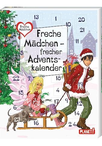 Buch »Freche Mädchen - freche Bücher!: Freche Mädchen - frecher Adventskalender /... kaufen