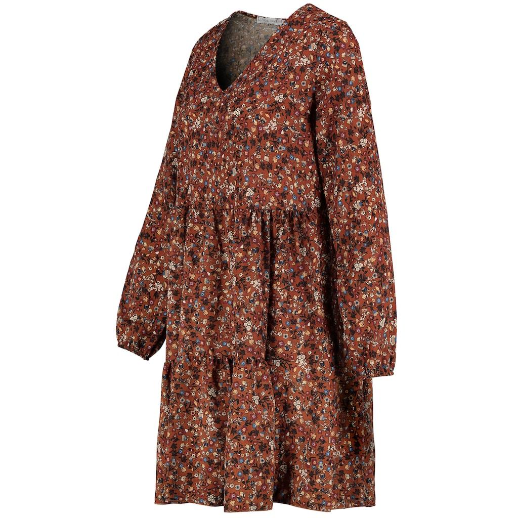SUBLEVEL A-Linien-Kleid