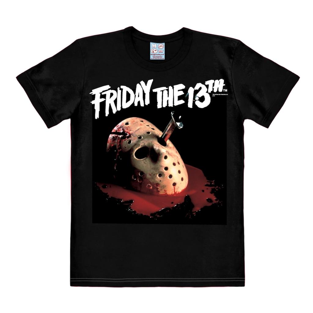 LOGOSHIRT T-Shirt mit coolem Motiv