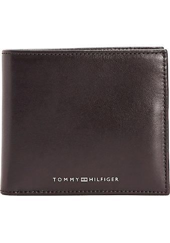 Tommy Hilfiger Geldbörse »CASUAL LEATHER CC AND COIN«, aus hochwertigem Leder kaufen