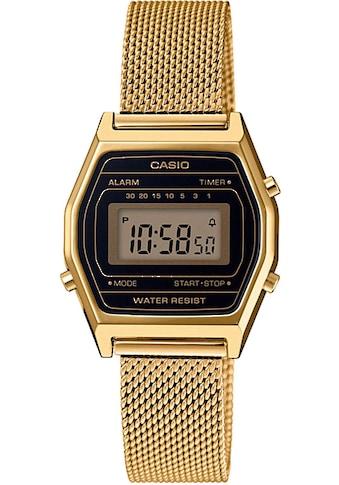CASIO VINTAGE Chronograph »LA690WEMY-1EF« kaufen