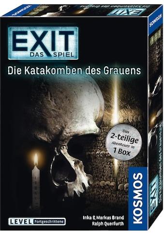 Kosmos Spiel »EXIT - Die Katakomben des Grauens«, Made in Germany kaufen