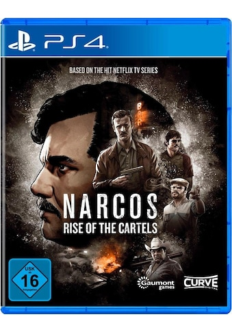 Narcos: Rise of the Cartels PlayStation 4 kaufen