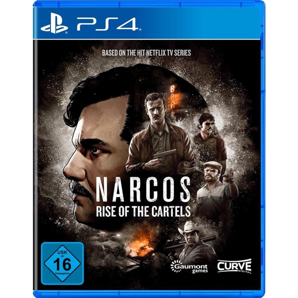 Spiel »Narcos: Rise of the Cartels«, PlayStation 4