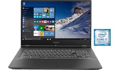 Lenovo Legion Y540 - 17IRH - PG0, 81T3000PGE Notebook (43,9 cm / 17,3 Zoll, Intel,Core i7, 1000 GB HDD, 256 GB SSD) kaufen