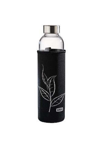 Xavax Xavax Glasflasche mit Sieb, Teeflasche, Trinkflasche, »Flasche inkl. Neoprenhülle« kaufen