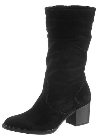 Gabor Stiefel »ANCONA«, mit modischen Raffungen kaufen