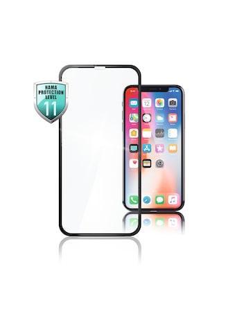 Hama 3D-Full-Screen-Schutzglas für Apple iPhone Xs Max, Schwarz kaufen