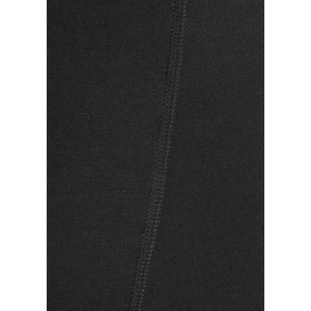 Calvin Klein Boxer, in uni schwarz