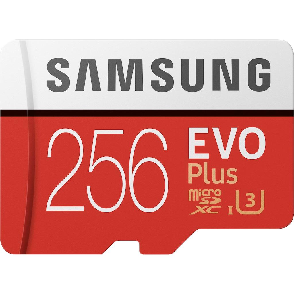 Samsung Speicherkarte »EVO Plus 2020 microSD«, ( UHS Class 3 100 MB/s Lesegeschwindigkeit)