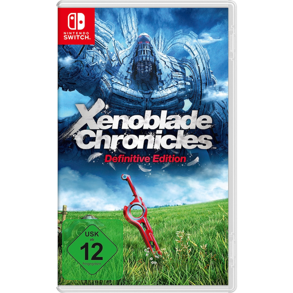 Nintendo Switch Spiel »Xenoblade Chronicles: Definitive Edition«, Nintendo Switch