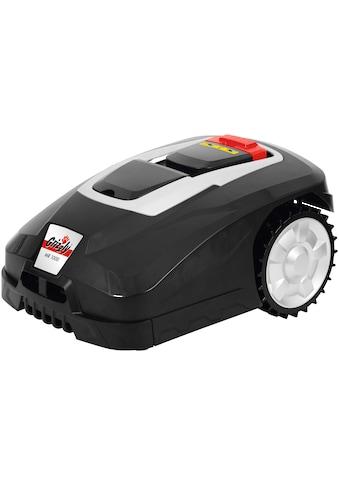 Grizzly Tools Rasenmähroboter »MR 1000 Blackline«, mit Akku und Ladestation kaufen