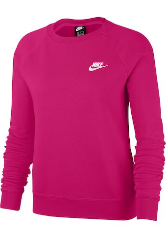 Nike Sportswear Sweatshirt »ESSENTIAL CREW FLEECE« kaufen