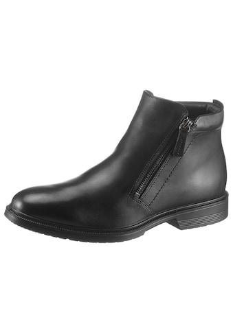 Ecco Stiefelette »Lisbon Black Santiago« kaufen