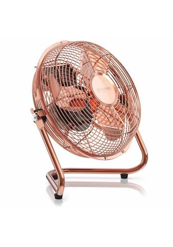 Brandson Metall Windmaschine im Kupfer Design kaufen