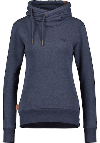 Alife & Kickin Sweatshirt »SarahAK«, Hoodie mit Streifen-Tape an den Ärmeln kaufen