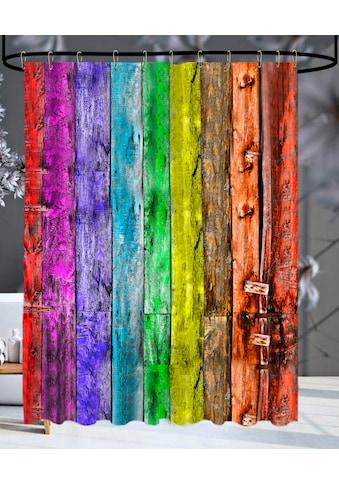 Sanilo Duschvorhang »Rainbow«, Breite 180 cm, Höhe 200 cm kaufen