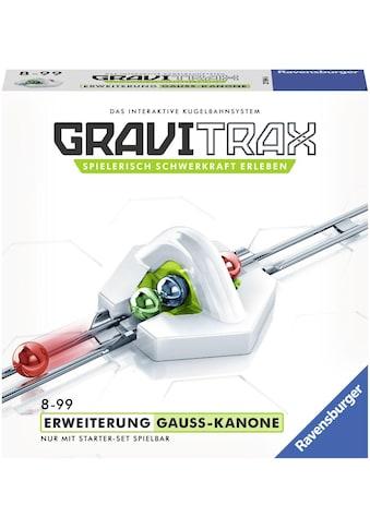 Ravensburger Kugelbahn »GraviTrax® Gauß-Kanone«, Made in Europe, FSC® - schützt Wald -... kaufen