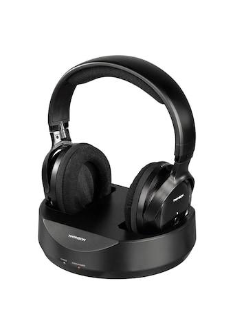 Thomson Funkkopfhörer WHP3001BK kabelloser Over-Ear Kopfhörer kaufen
