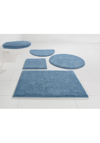 Badematte »Maren«, Home affaire, Höhe 15 mm, rutschhemmend beschichtet, fußbodenheizungsgeeignet kaufen