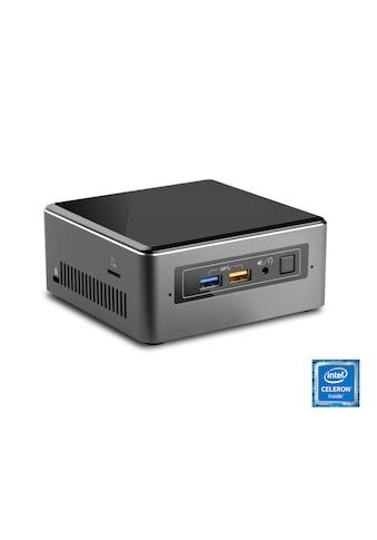 CSL Mini-PC »Intel NUC Celeron J3455-3 Windows 10« kaufen