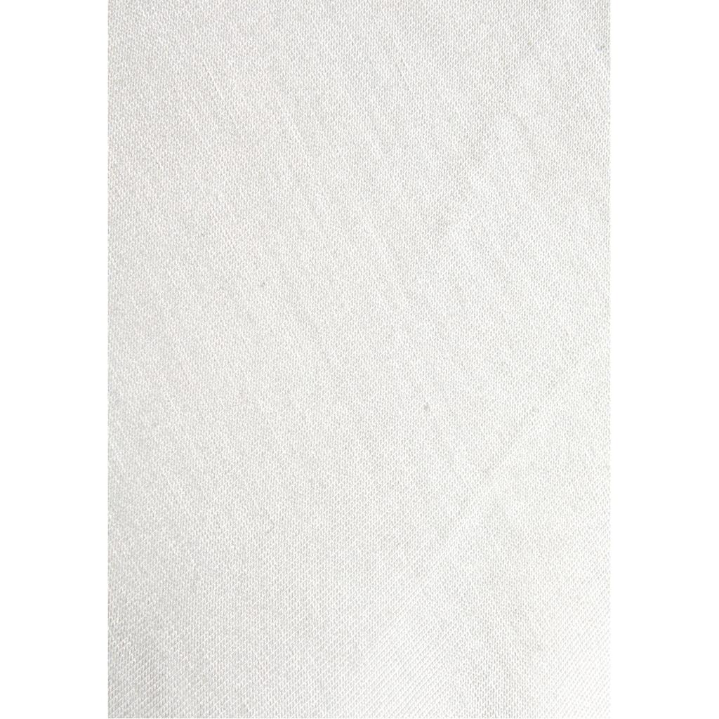 LASCANA Wickelshirt, mit Druckknopf vorne
