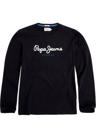 Pepe Jeans Langarmshirt »EGGO LONG« kaufen