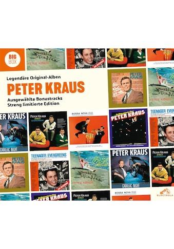 Musik-CD »Big Box / Kraus,Peter« kaufen