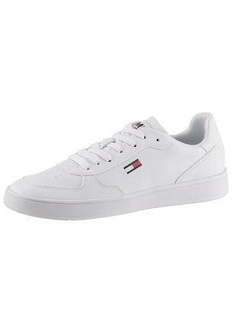 TOMMY JEANS Sneaker »TOMMY JEANS CUPSOLE SNEAKER«, mit Logostickerei kaufen