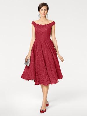 1ceaa016c47f heine TIMELESS Cocktailkleid mit Petticoat