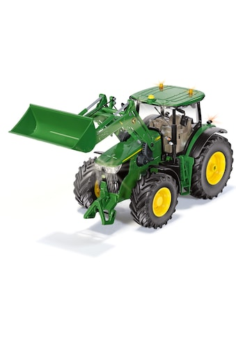 Siku RC-Traktor »SIKU Control, John Deere 7310R mit Frontlader«, inkl. Bluetooth App-Steuerung kaufen