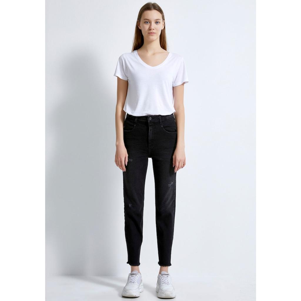 LTB Mom-Jeans »ARLIN«, mit forderem Sattel für das gewisse Etwas