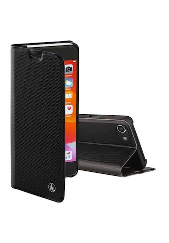 Hama Booklet, Hülle, Tasche für Apple iPhone SE 2020, Schwarz kaufen