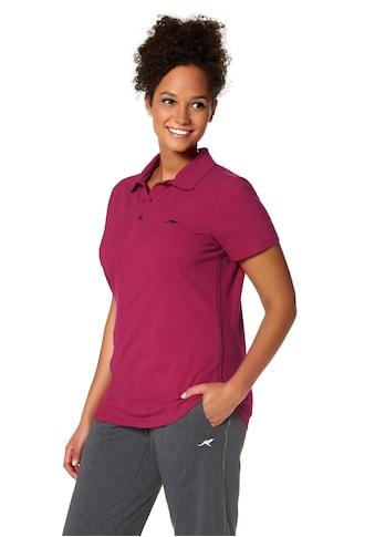 KangaROOS Poloshirt, Große Größen kaufen