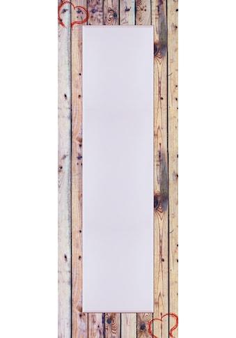 Home affaire Spiegel »Alte Holzwand mit Herz« kaufen
