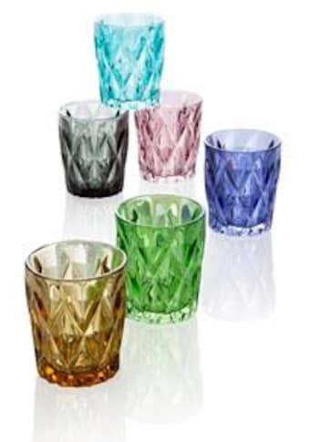 """BRANDANI Glas """"Diamante"""" (6 - tlg.) kaufen"""