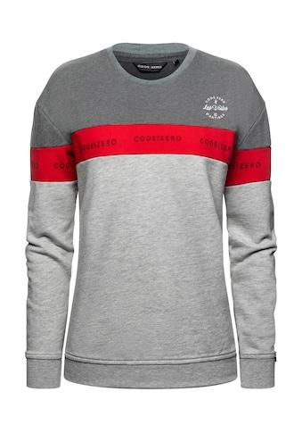 CODE-ZERO Sweatshirt »Point Belaye Sweatshirt Damen«, mit Label-Applikationen kaufen
