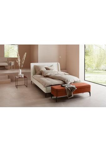 LeGer Home by Lena Gercke Polsterbett »Mayra«, 3 verschiedene Farben und 2... kaufen