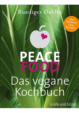 Buch »Peace Food - Das vegane Kochbuch / Ruediger Dahlke« kaufen