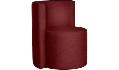 Max Winzer® Sessel »Circle«, in runder Form kaufen