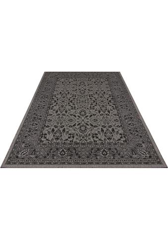bougari Teppich »Konya«, rechteckig, 4 mm Höhe, In- und Outdoor geeignet, Flachgewebe,... kaufen