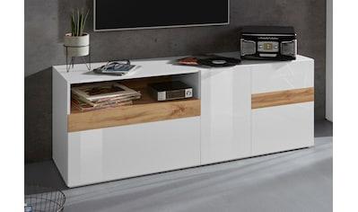 TRENDMANUFAKTUR Lowboard »SILKE LIGHT«, Breite 169 cm kaufen