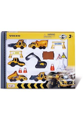 "Maisto® Spielzeug - Auto ""Volvo Baufahrzeuge Set"" (Set) kaufen"