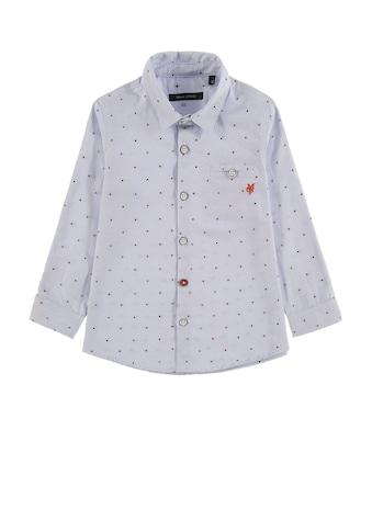 Marc O'Polo Junior Hemd mit Punkte kaufen