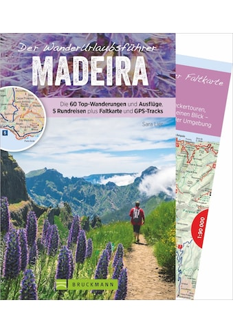 Buch Der WanderUrlaubsführer Madeira / Sara Lier kaufen