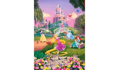 Komar Fototapete »Princess Sunset«, bedruckt-Comic, ausgezeichnet lichtbeständig kaufen