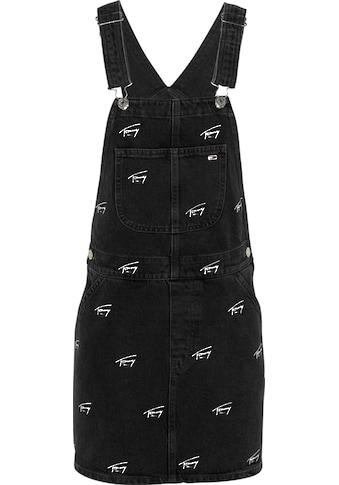 TOMMY JEANS Trägerkleid »DUNGAREE DRESS SVCBKR« kaufen