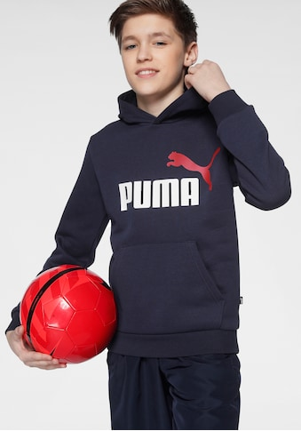 PUMA Kapuzensweatshirt »ESSENTIAL 2 COLOR HOODY FLEECE BOYS« kaufen