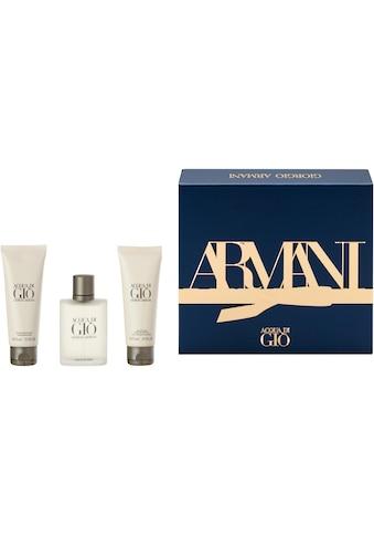 Giorgio Armani Duft-Set »Acqua di Gio«, (3 tlg.) kaufen
