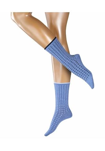 Esprit Socken »Dot 2-Pack«, (2 Paar), mit angenehmer Baumwolle kaufen